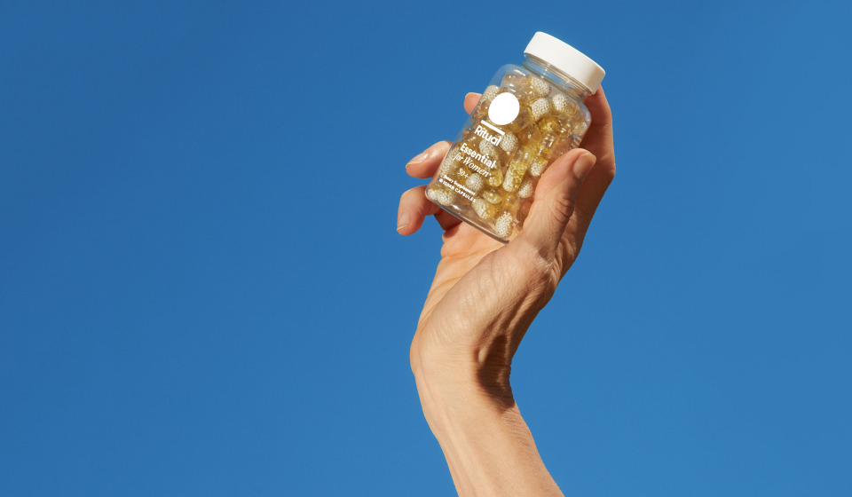 Inside the Making of Our 50+ Multivitamin