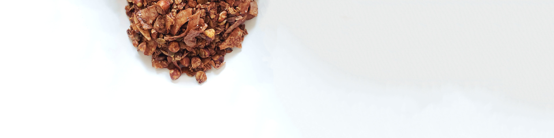 Trust us: You're going to want to try this chocolatey vegan granola recipe.
