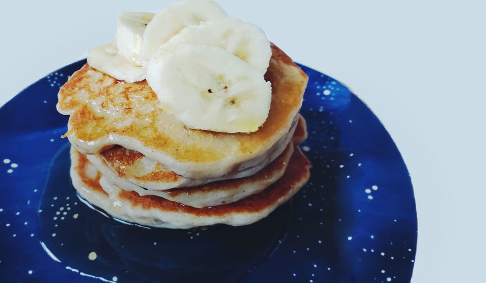 A Vegan Pancake Recipe To Jump-Start Your Morning Routine