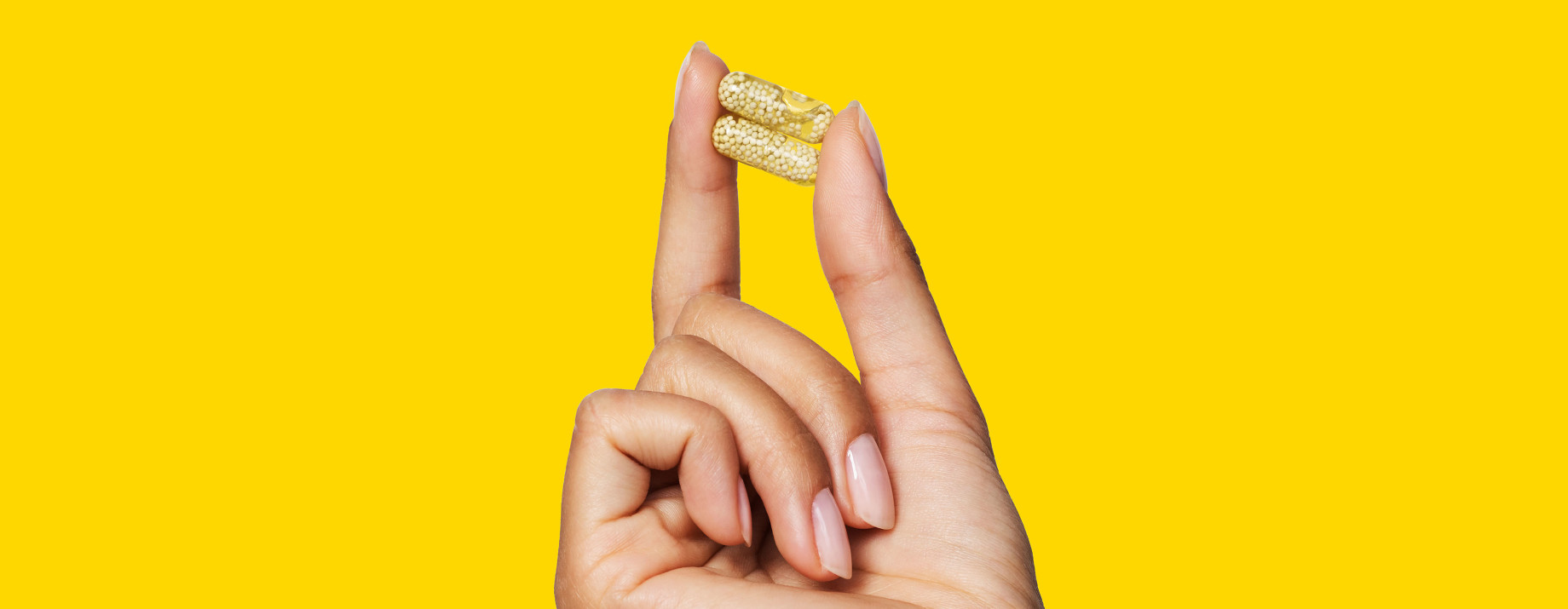 <p>The future of vitamins is clear.</p>