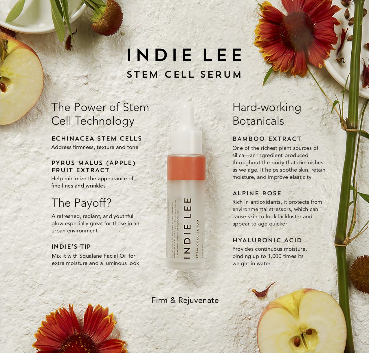 Brightening Cleanser | Gently Remove Make-Up & Skin Impurities | Indie Lee