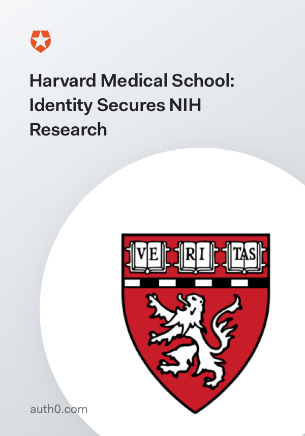 Harvard Medical School: Identity Secures NIH Research