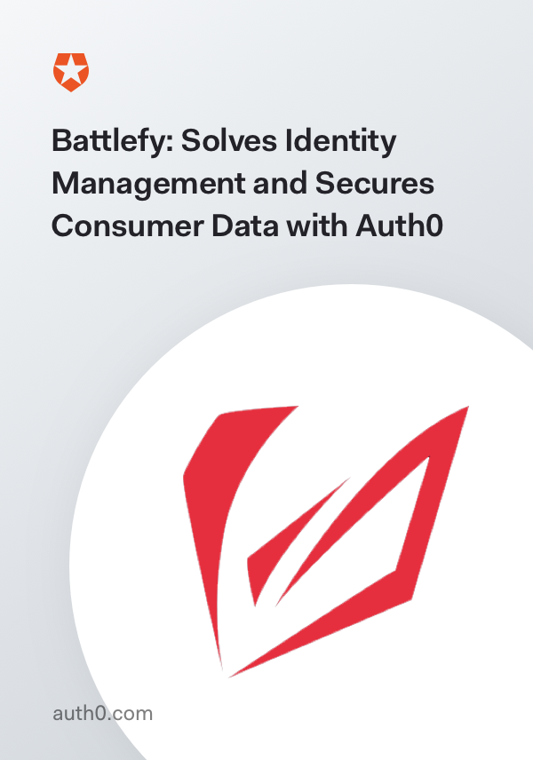 Battlefy: Solves Identity Management and Secures Consumer Data with Auth0