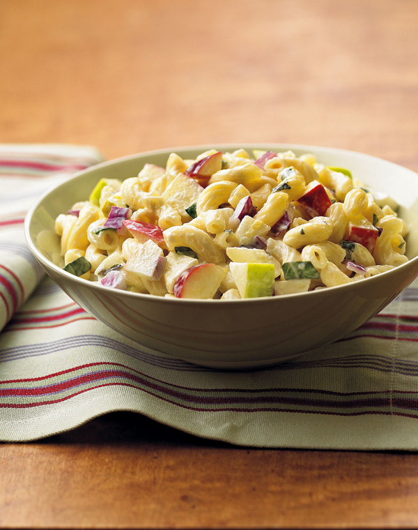 Apples & Herbs Pasta Salad
