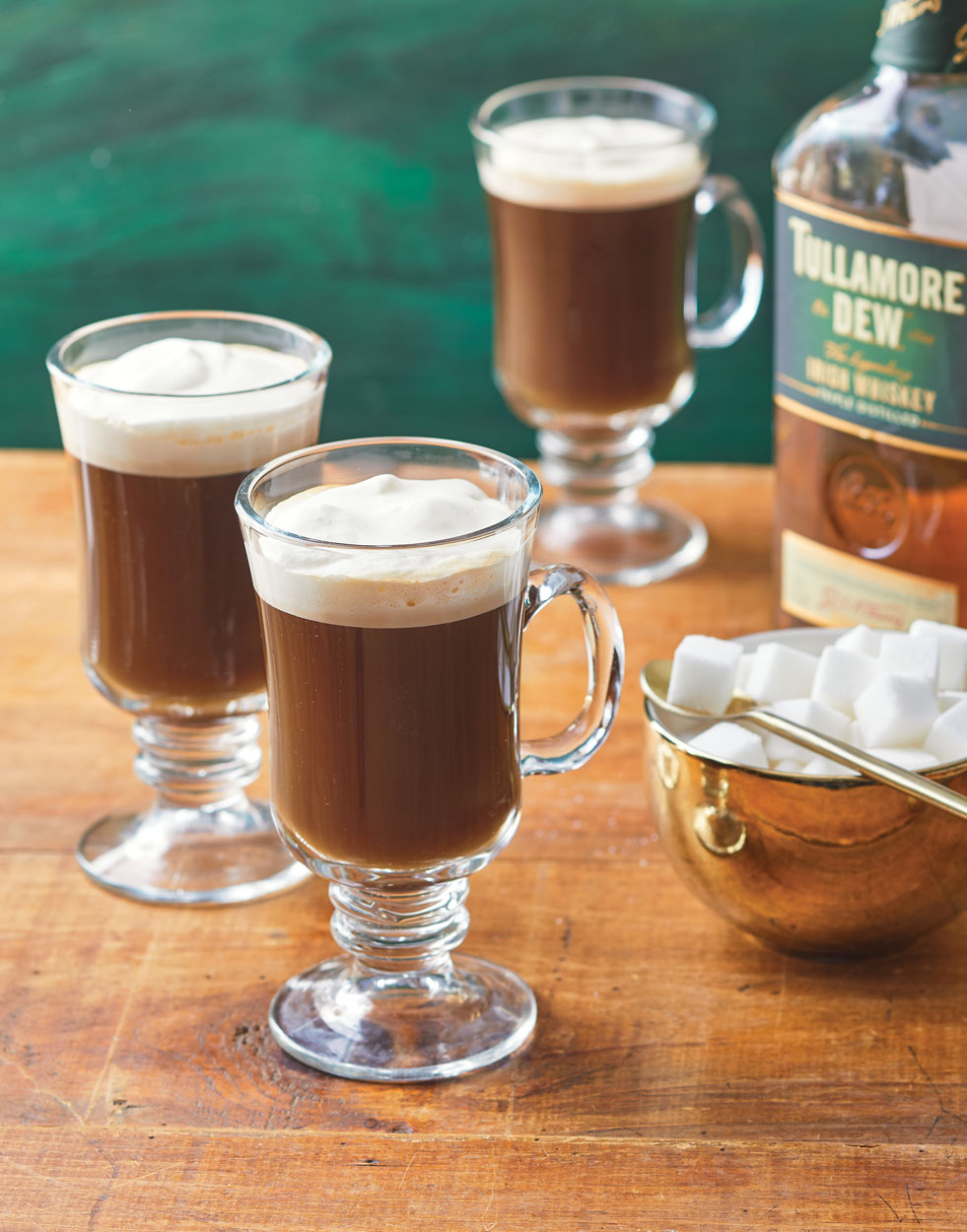 The Buena Vista's Irish Coffee