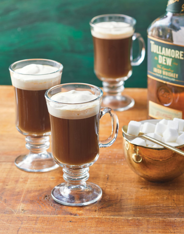 The Buena Vista's Irish Coffee