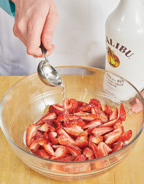 Strawberry-and-Coconut-Trifles-with-Rum-Dipped-Wafers-Step1