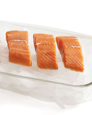 How To Store Salmon For Maximum Freshness