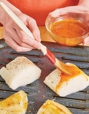 Spicy-Orange-Fish-Fillets-with-Fresh-Basil-Step1