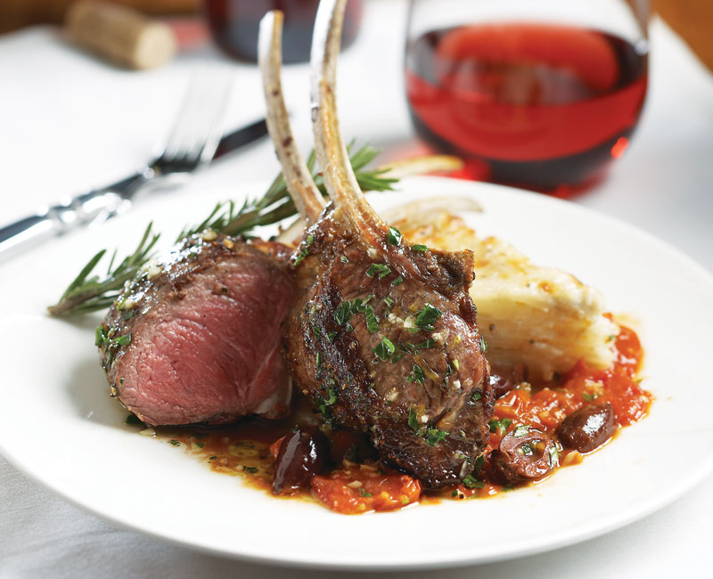 How to Buy, Trim & French Lamb Chops