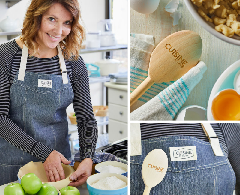 Cooking Aprons & Spoons Kitchen Gifts