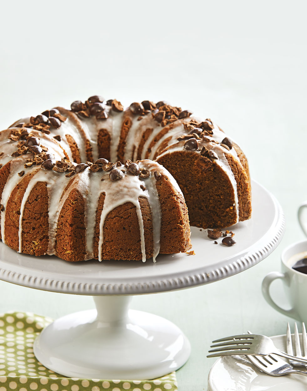 Coffee Coffee Cake Recipe