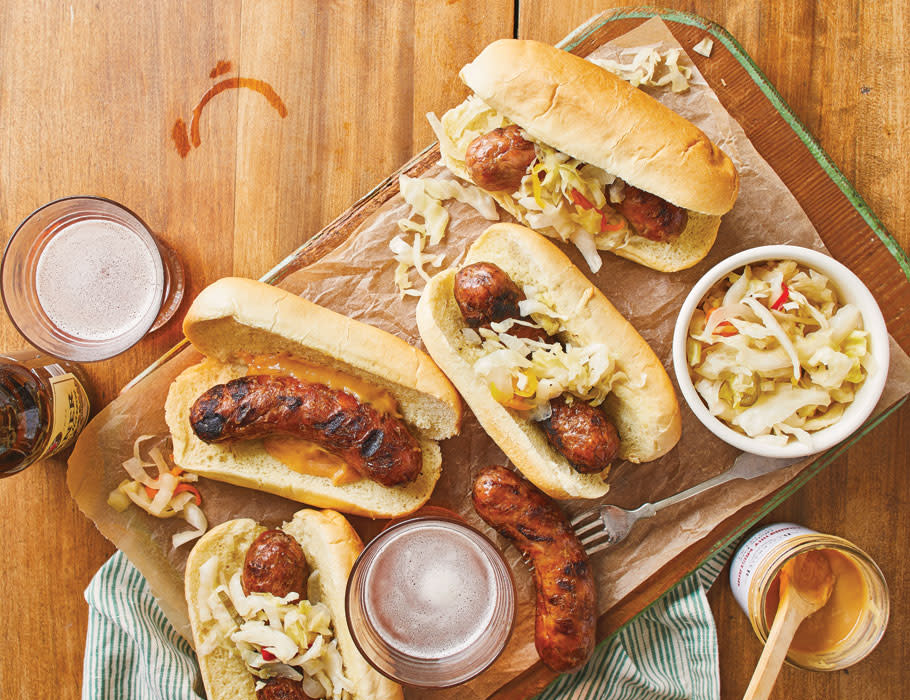 How to Make Homemade Bratwurst