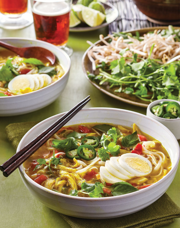 Indonesian Chicken Soup