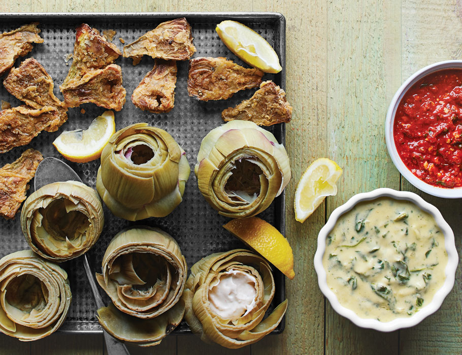 Article-All-About-Artichokes-CookingMethods
