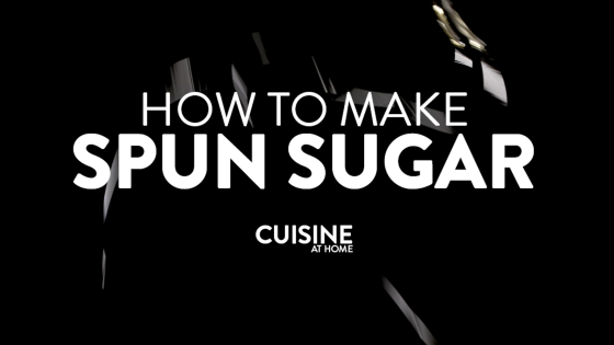 How to Make Spun Sugar