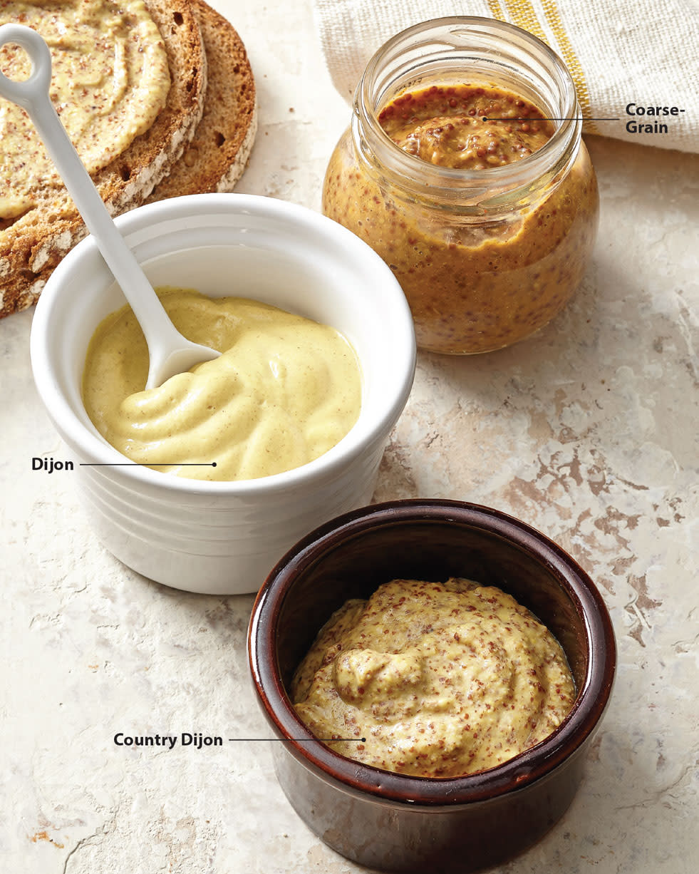 What is country Dijon mustard? How is country Dijon different from regular Dijon?