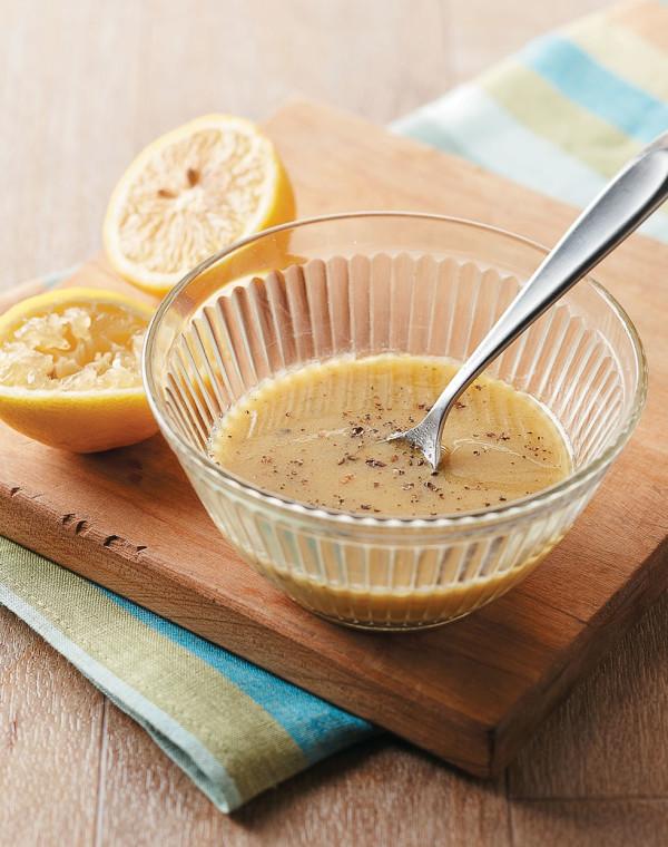 Lemon-Pepper Vinaigrette