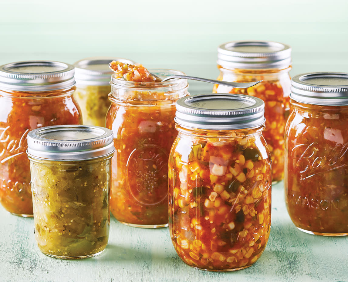Vegetable season is ending, so take advantage of your garden-fresh beauties or farmers' market finds through the process of canning. We'll walk you through how to can with a water bath.