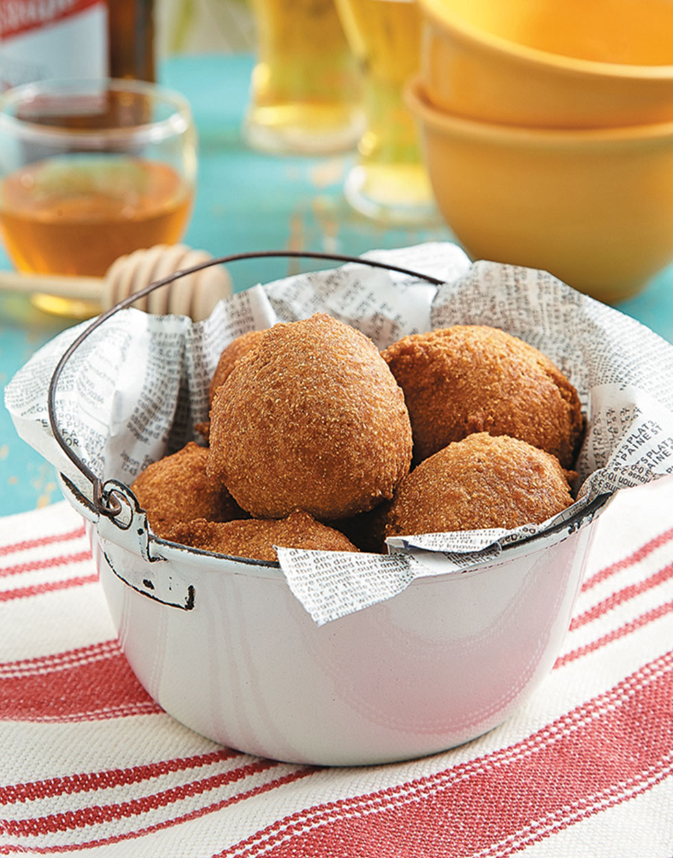 Jamaican Hush Puppies