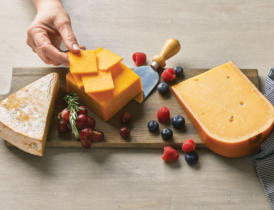 A Primer on Cheeses  - Hard vs. Firm vs. Semi-soft vs. Soft cheeses