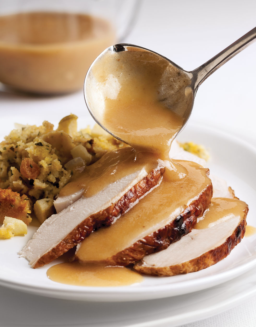 Classic Pan Gravy with Cider Vinegar