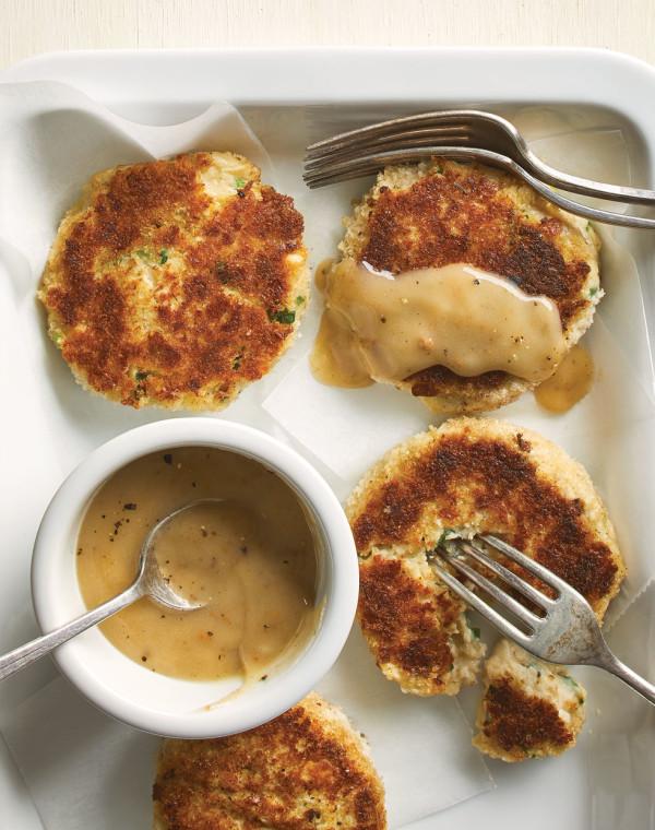 Turkey & Potato Cakes