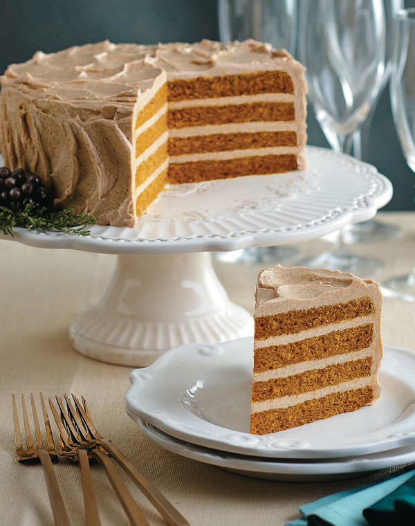 Chai-Spiced Italian Buttercream