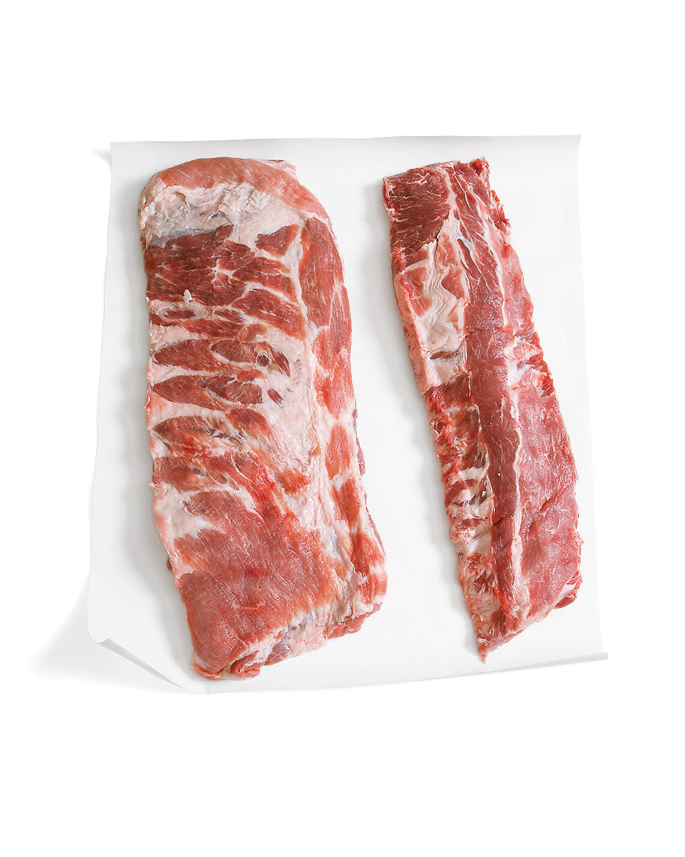 Pork Ribs: Baby Back Ribs vs. Spareribs