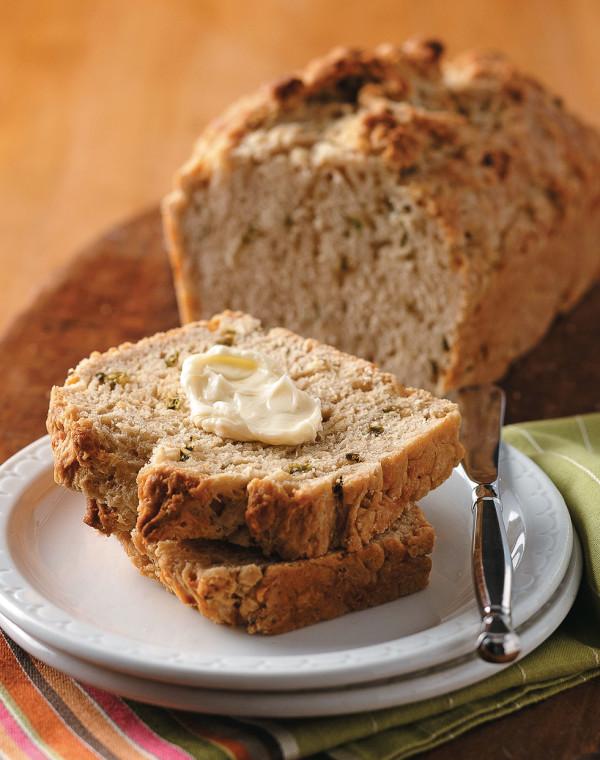 Golden Beer Bread