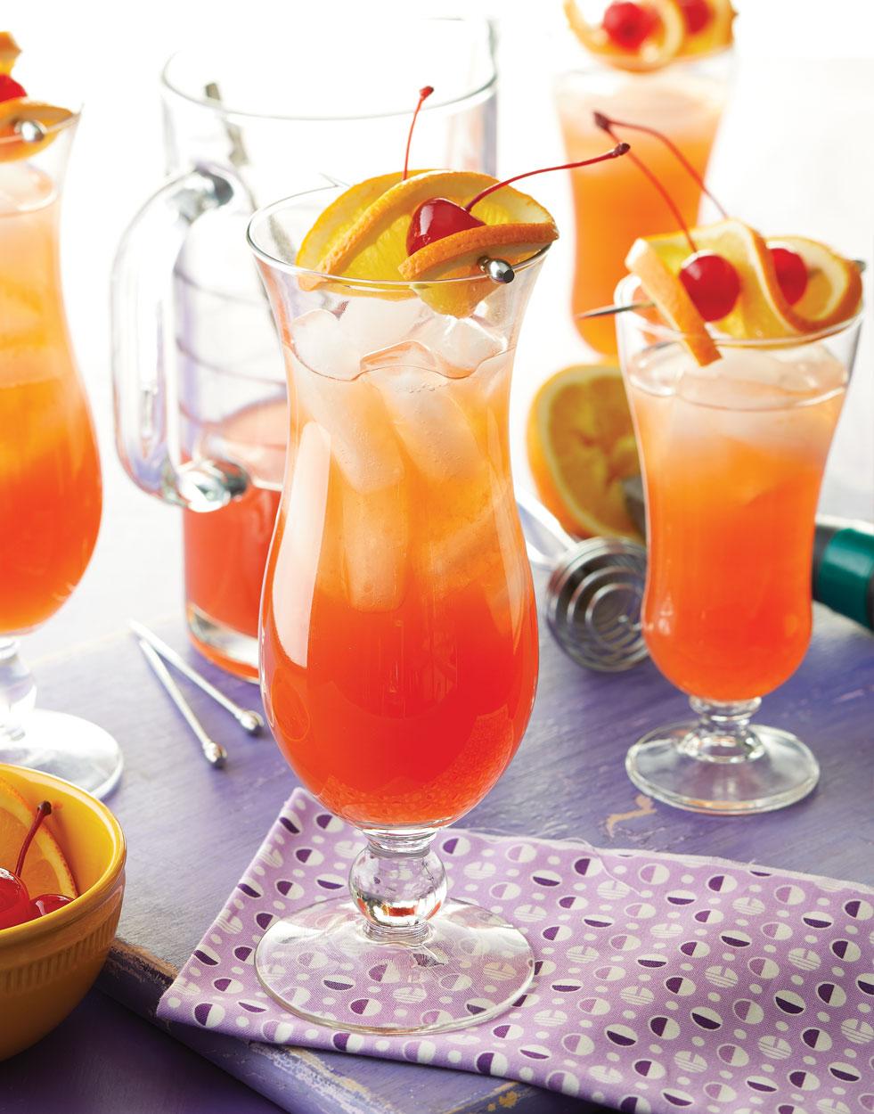 Hurricane Cocktails Recipe