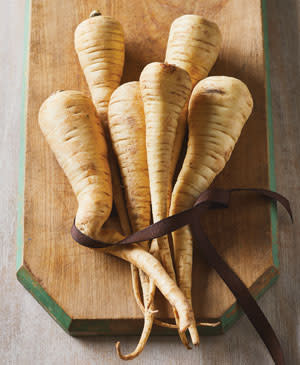 Parsnips: Selecting & Preparing