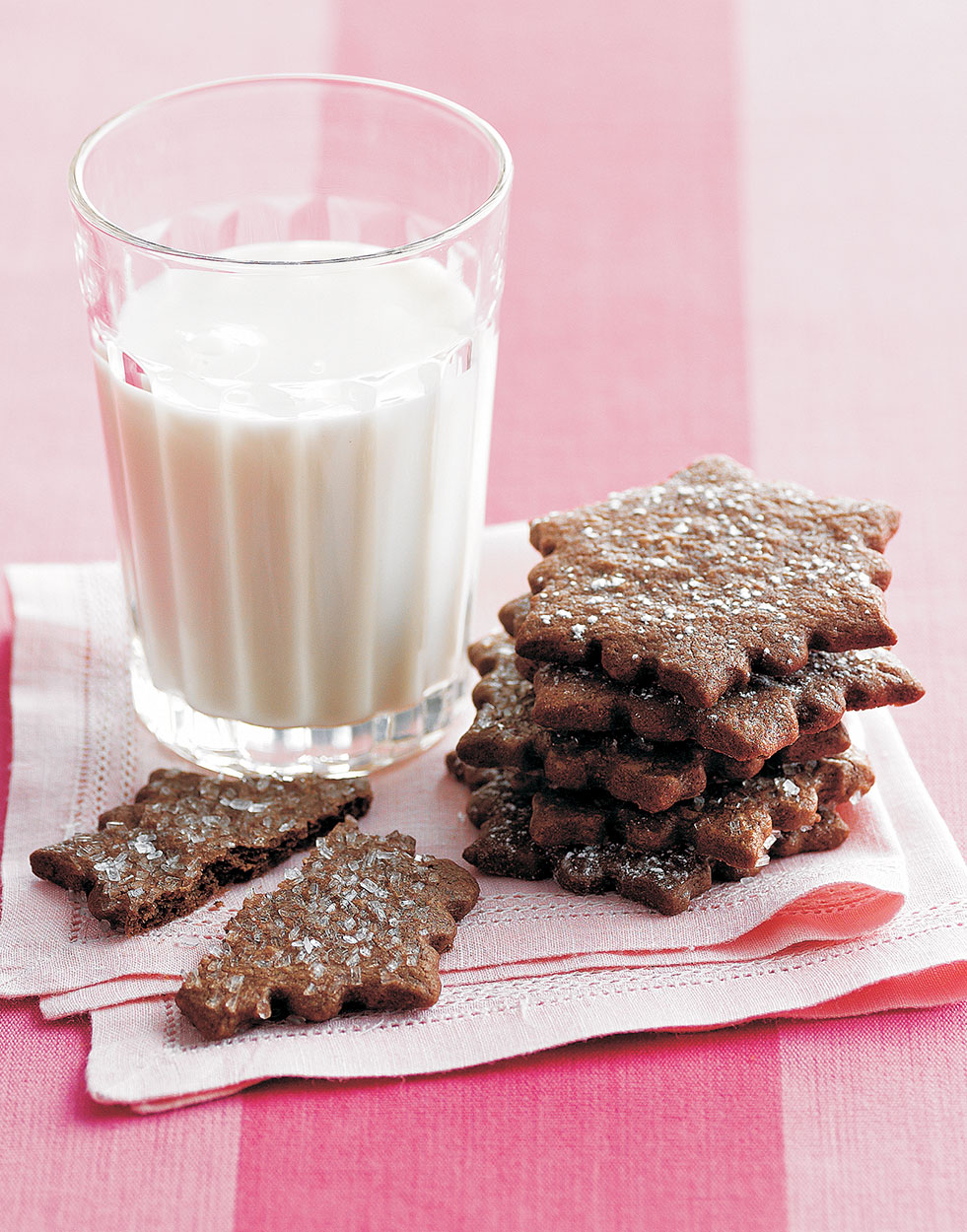 Chocolate-Gingerbread Cookies