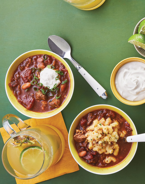 Mexican Beer Chili