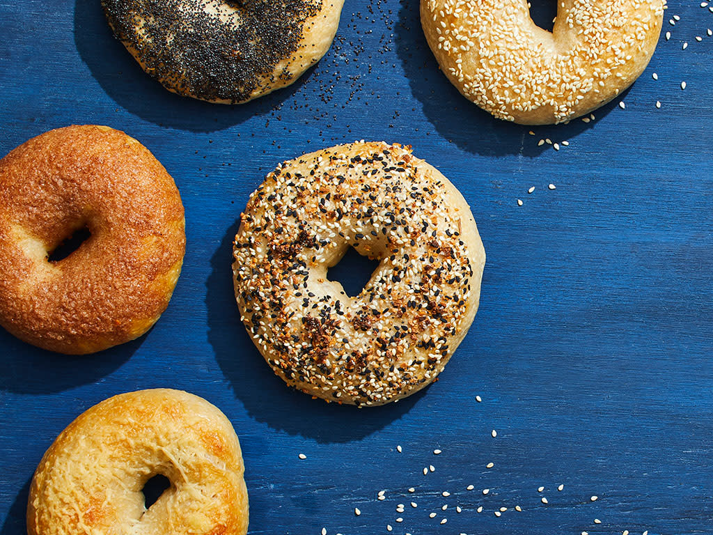 How To Make Homemade Bagels