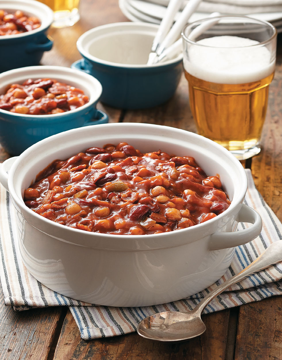 Stove Top Barbecue Beans Recipe