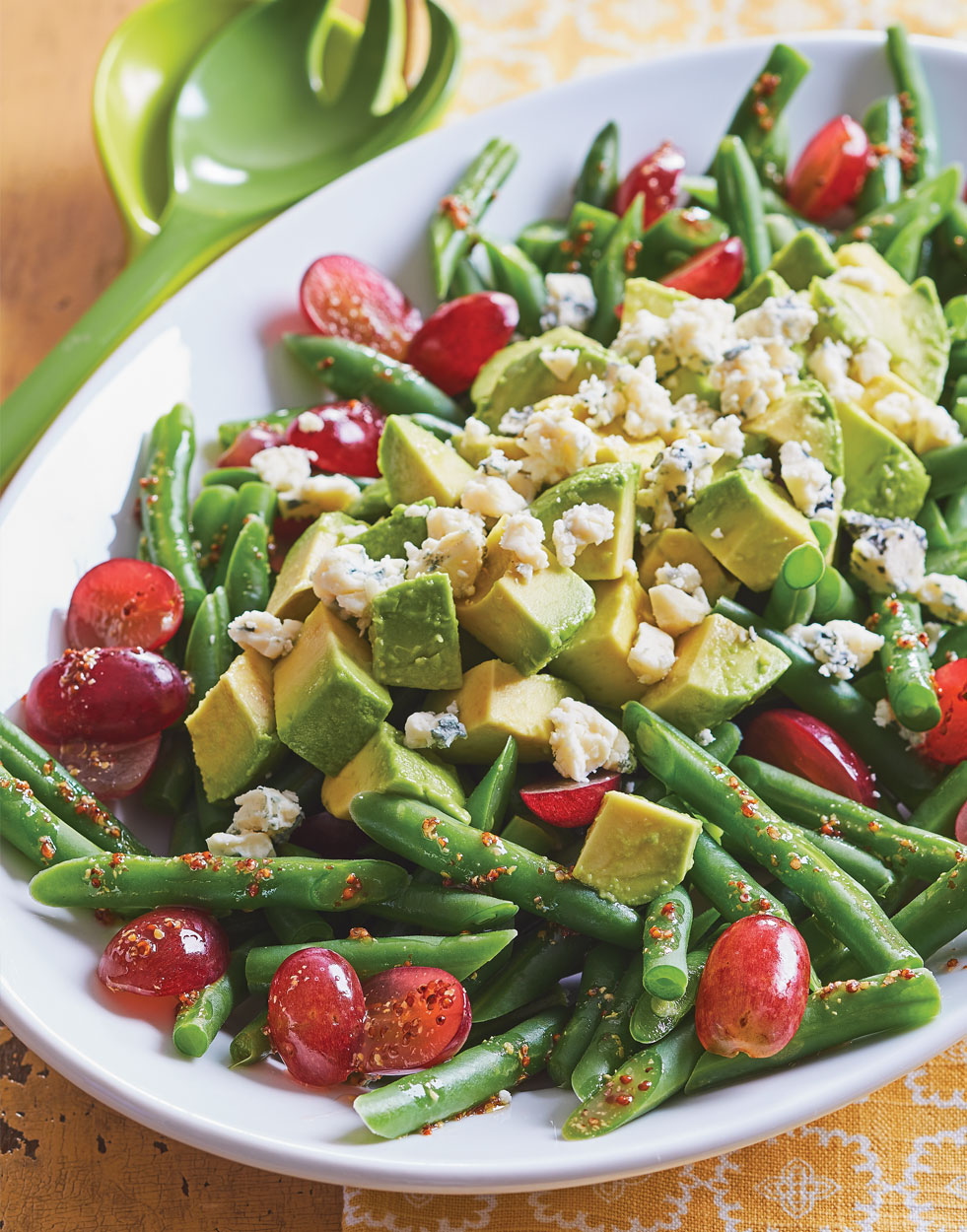 Cali-Green Bean Salad