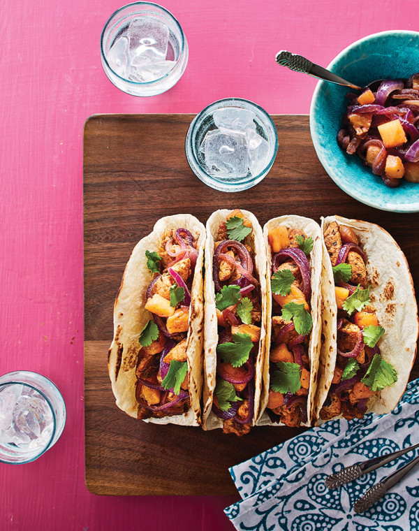 Pork Tacos with Pineapple