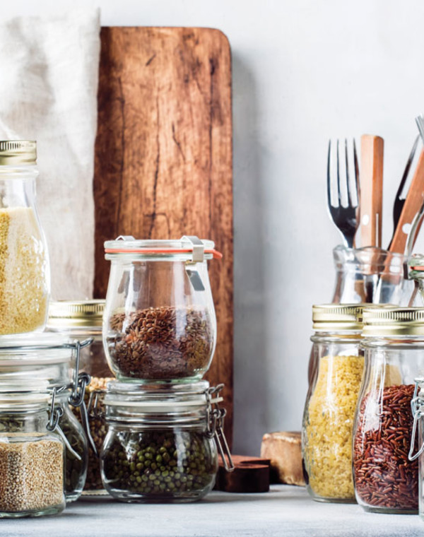 How to Stock Your Pantry, Fridge & Freezer