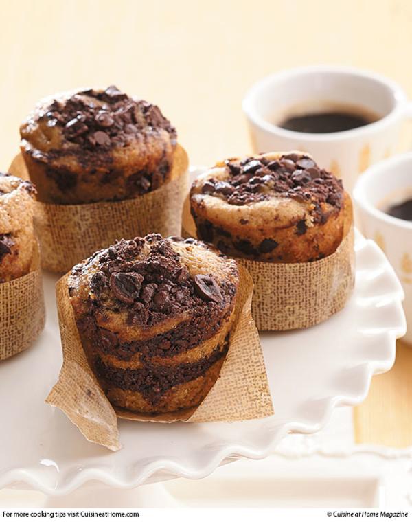 Mocha Coffee Cakes
