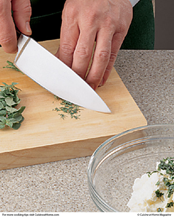 How to Make Herb  Butter