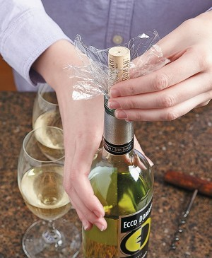 How to Recork a Bottle of Wine