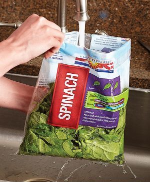 How to Wash Salad Greens Without a Salad Spinner