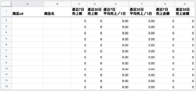 t13 spreadsheet
