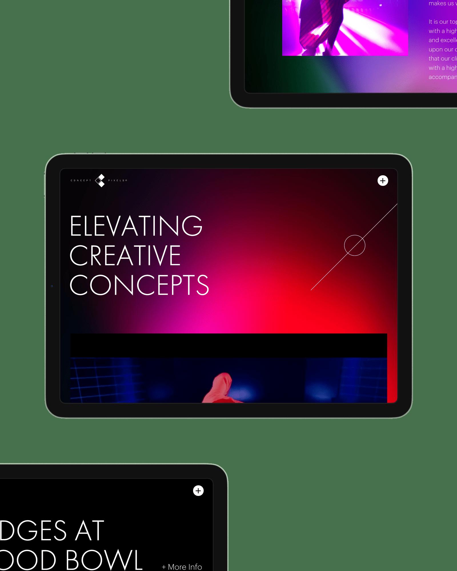 Concept Pixels, Inc.