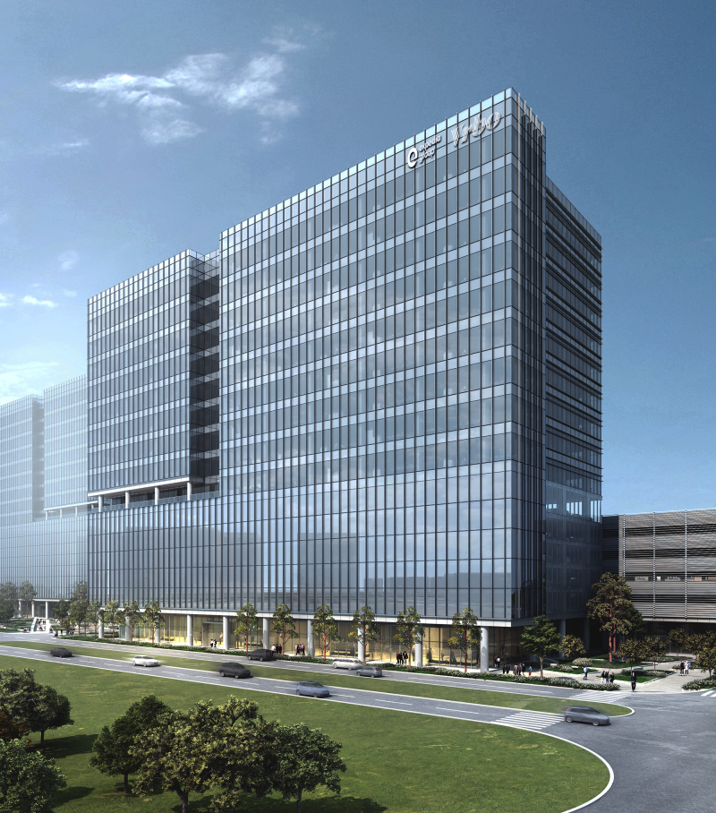 Vrbo opens its new 16-story office tower in The Domain.