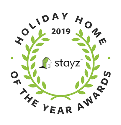 Stayz Holiday Home Awards 2019 logo