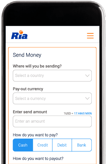 ria money transfer online deutschland now
