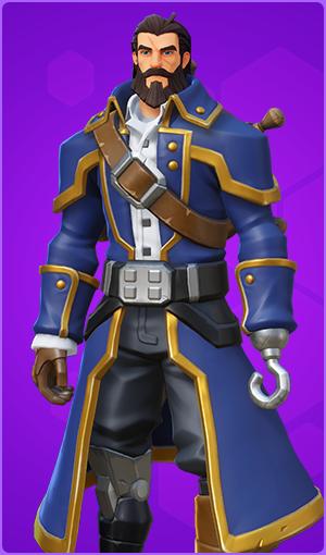Hero Pirate