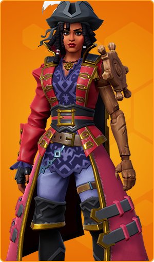 Hero Captain Zoe